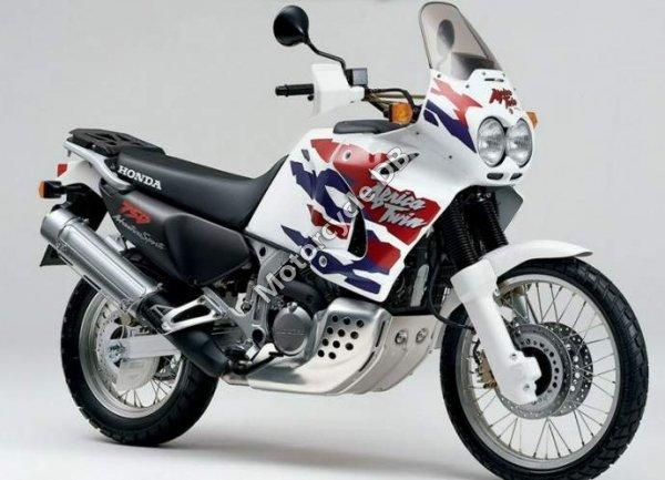 Honda XRV 750 Africa Twin 1990 12389