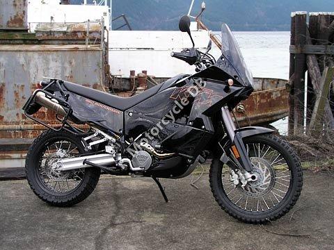 KTM 950 Adventure Black 2005 14280