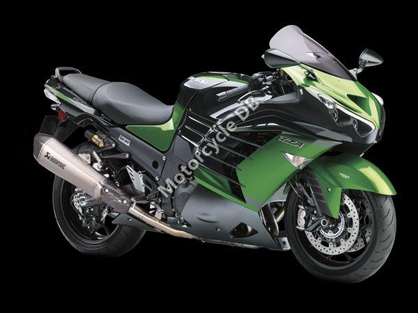 Kawasaki ZZR1400 2018 24251
