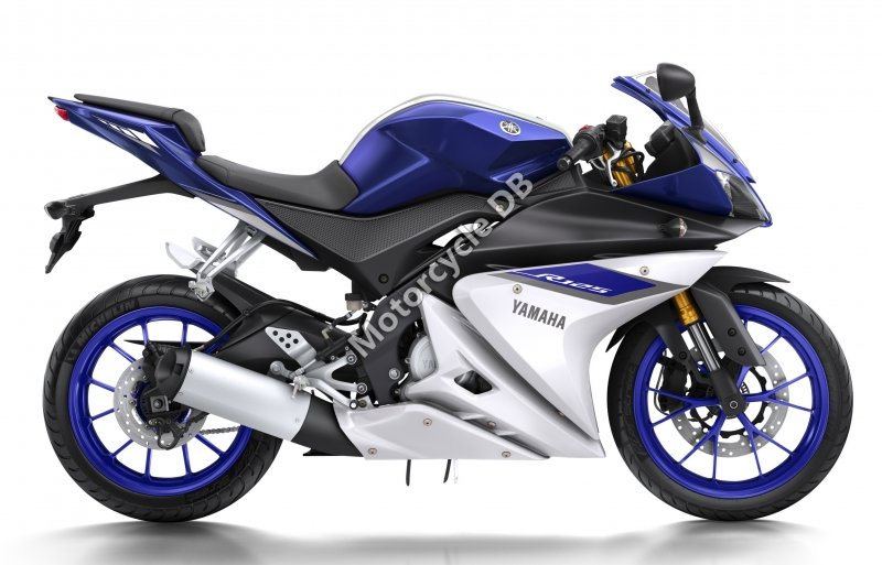 Yamaha YZF-R125 2015 25572