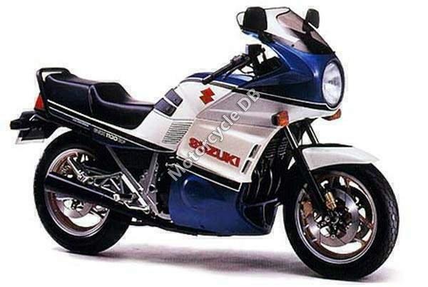 Suzuki GSX 1100 ES 1986 20969