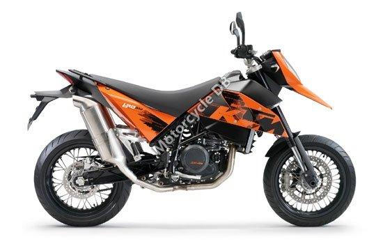 KTM 690 Supermoto 2009 3611
