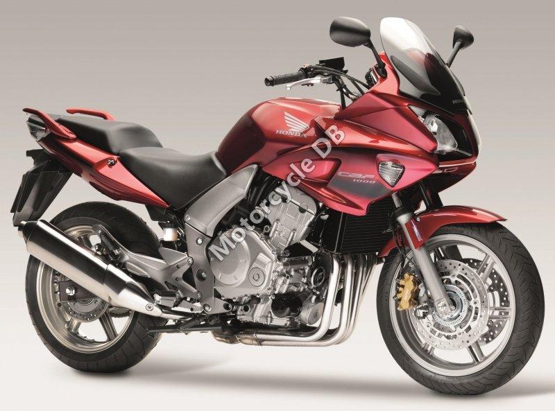 Honda CBF 1000 2008 29488