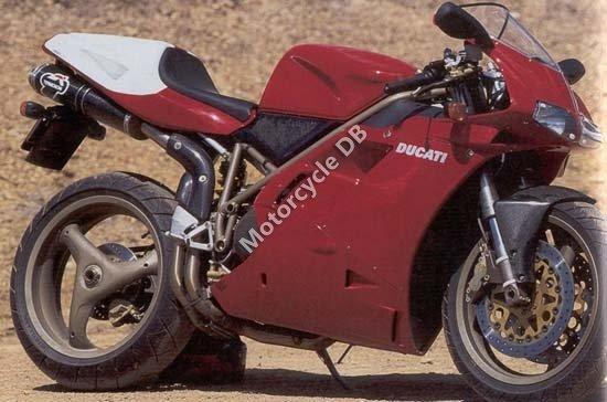 Ducati 748 Biposto 1998 12233