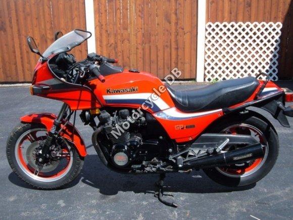 Kawasaki GPZ 1100 (reduced effect) 1984 13189