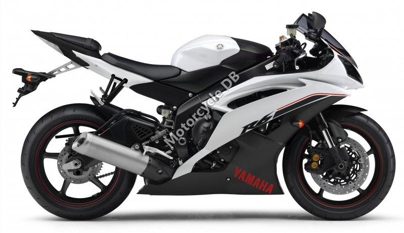 Yamaha YZF-R6 2014 25627