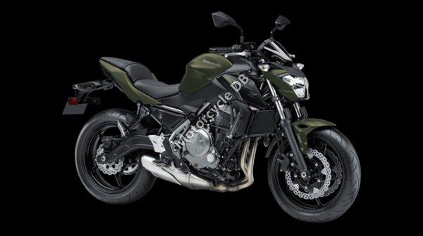 Kawasaki Z650 ABS 2018 24255