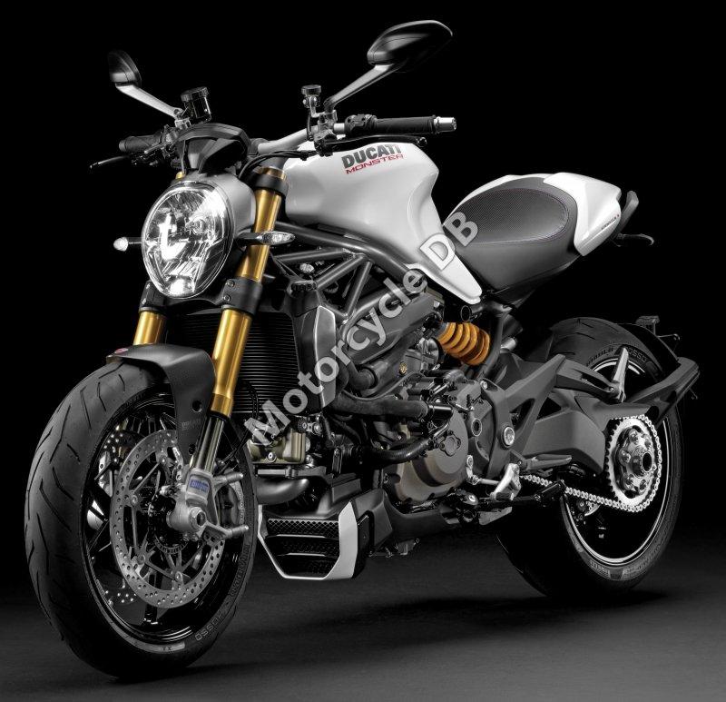 Ducati Monster 1200 S 2016 31305