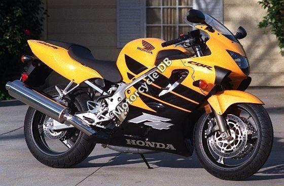 Honda CBR 600 F (reduced effect) 1990 17477