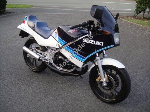 Suzuki RG 250 Gamma 1985 20883