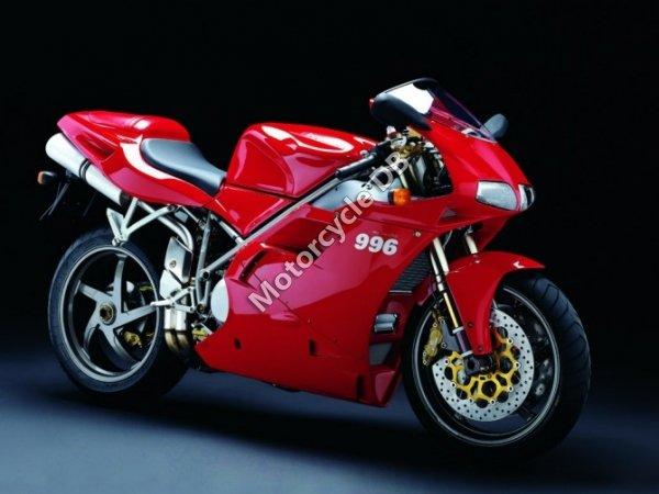 Ducati 996 Biposto 1999 7223