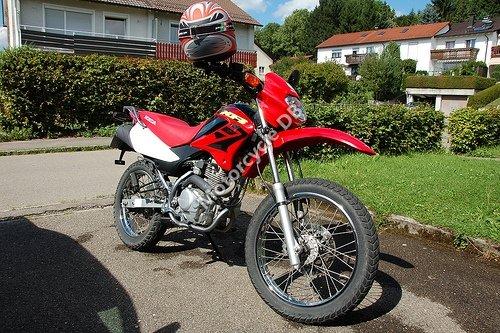 Honda XR 125 2007 13843