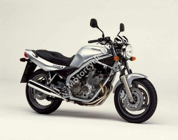 Yamaha XJ 600 N Diversion 2000 7680