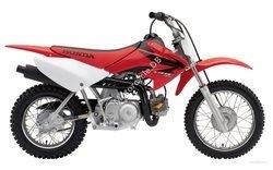 Honda CRF 70 F 2007 7056