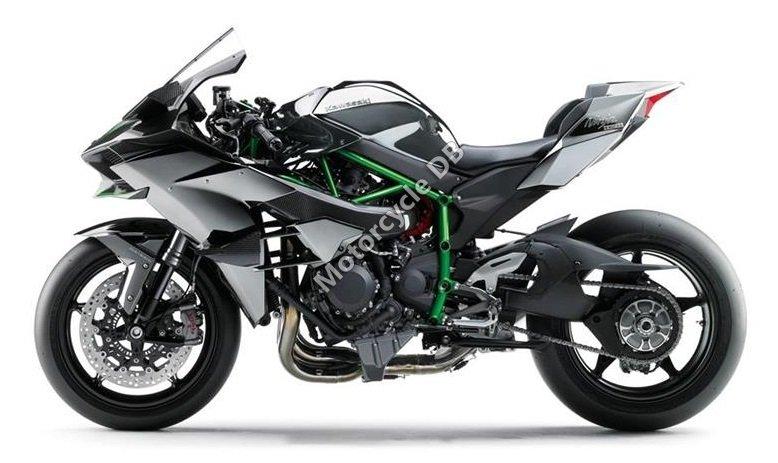 Kawasaki Ninja H2R 2016 29114