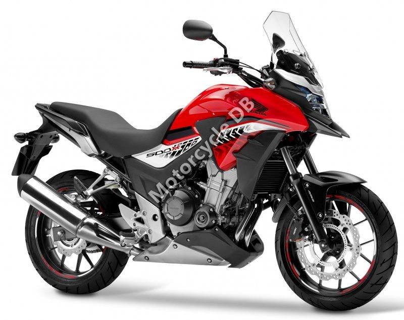 Honda CB500X 2016 29563