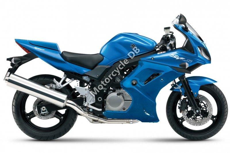 Suzuki SV650S 2012 28042