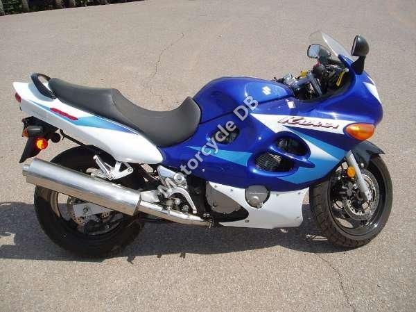 Suzuki Katana 600 2005 6719