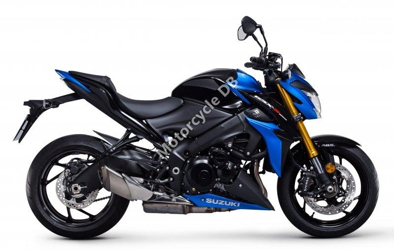Suzuki GSX-S1000 2017 27632