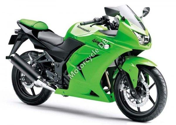 Kawasaki Ninja 250R 2011 1366