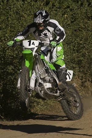 Kawasaki KLX 450R 2008 2336