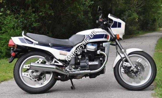 Honda CX 500 E (reduced effect) 1984 18559