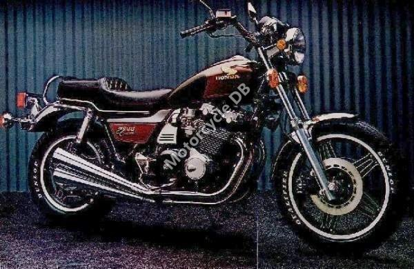 Honda CB 1000 Custom 1983 1268