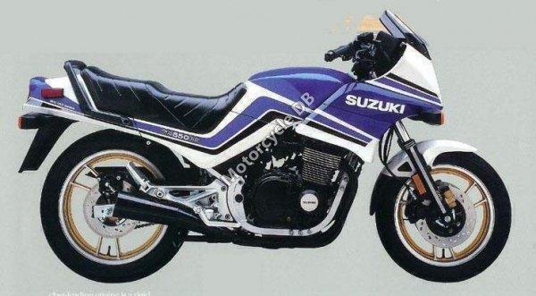 Suzuki GSX 550 ES 1987 10203