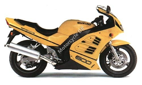 Suzuki RF 600 R 1996 11765
