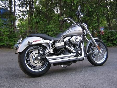 Harley-Davidson FXDB Street Bob 2010 11174