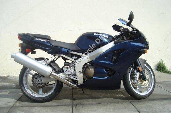 Kawasaki ZZR 600 2005 10959
