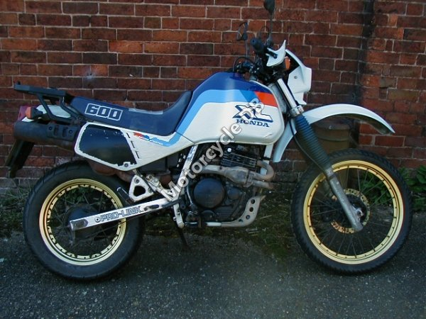 Honda XL 600 LM 1986 15444 Thumb