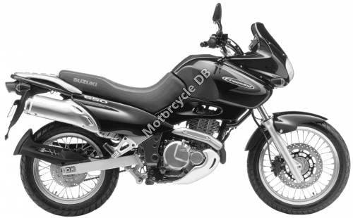 Suzuki XF 650 Freewind 2001 16239