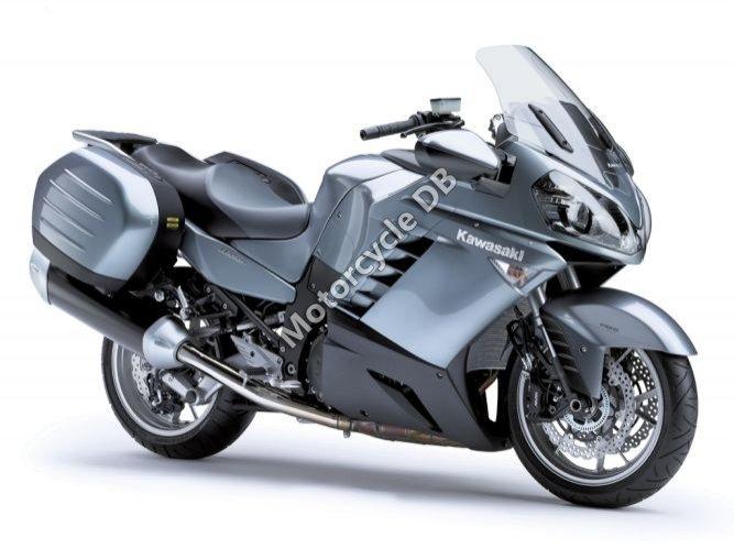 Kawasaki 1400 GTR 2009 29257