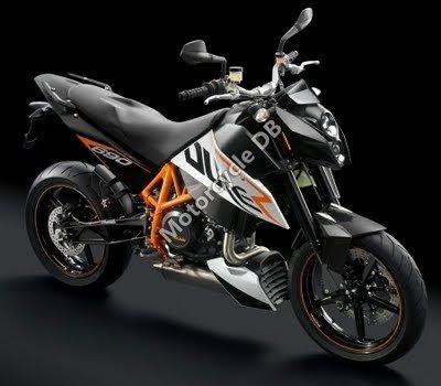 KTM 690 Supermoto Limited Edition 2010 17348
