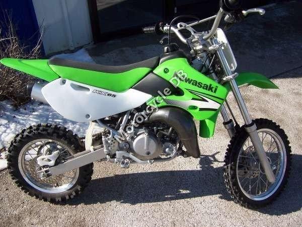 Kawasaki KX65 2008 11682