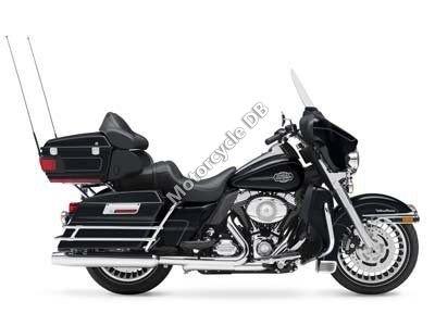 Harley-Davidson FLHTCU Ultra Classic Electra Glide 2010 14385