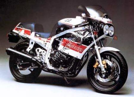 Suzuki GSX-R 750 1986 8555