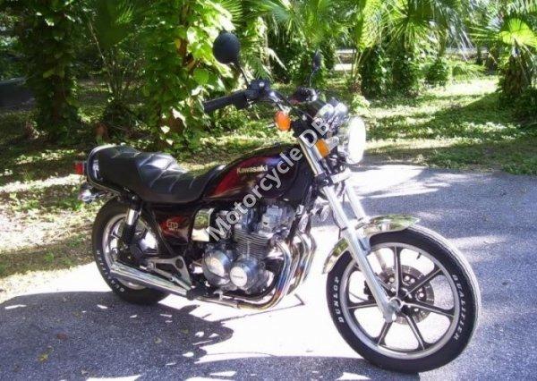 Kawasaki KZ 550 LTD 1984 6805