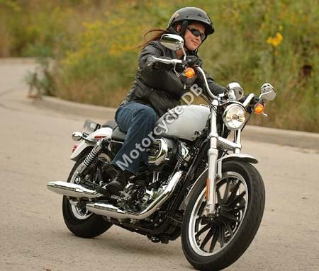 Harley-Davidson XL 1200L Sportster 1200 Low 2006 5629
