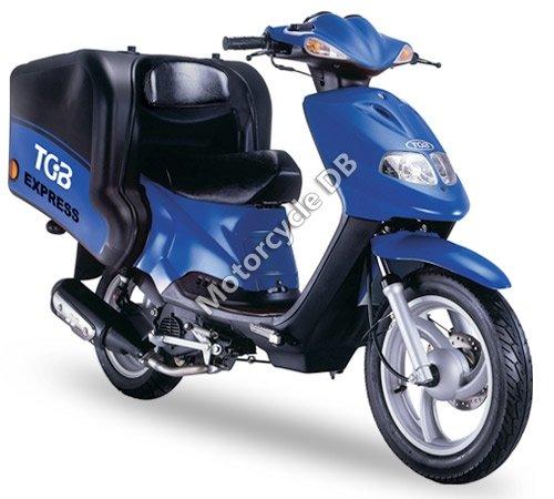TGB 101R 150 2008 19018