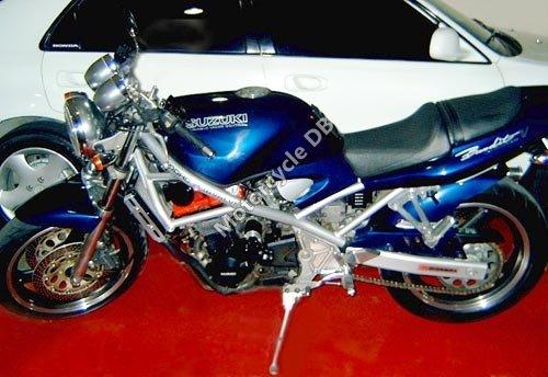 Suzuki GSF 400 Bandit 1993 9408