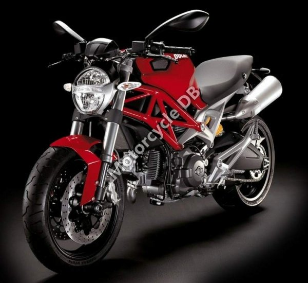 Ducati Monster 696 2009 1207 Thumb