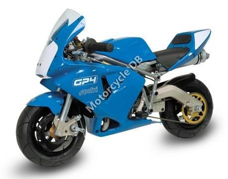 Polini XP4 - 110 Cross Racing 2007 13788