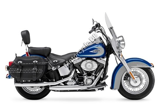 Harley-Davidson FLSTC Heritage Softail Classic 2009 3114