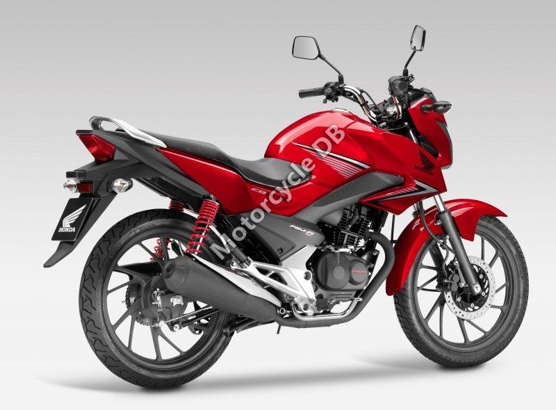 Honda CBF125 2015 30542