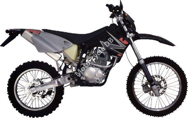 AJP PR4 Enduro 2003 6441
