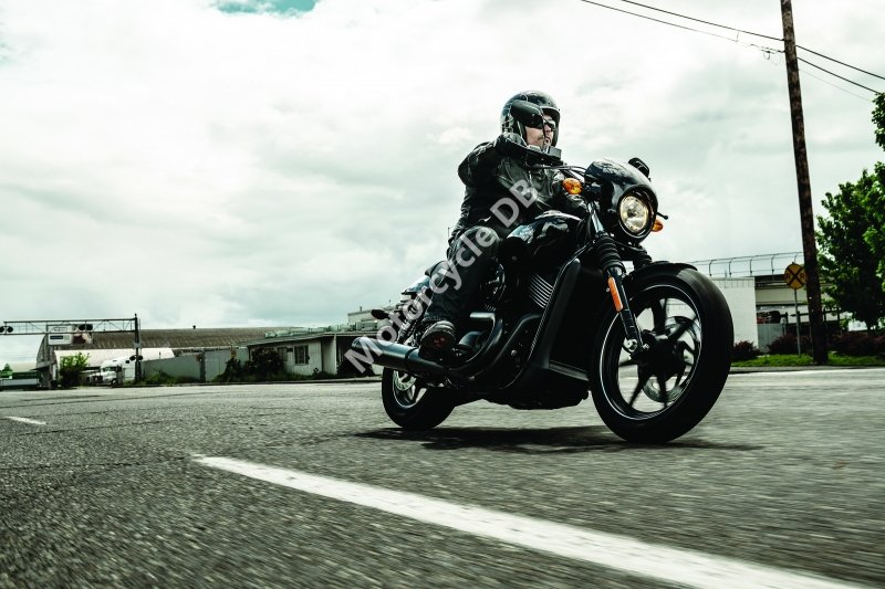 Harley-Davidson Street 750 2017 31087