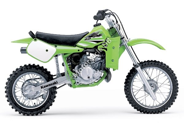 Kawasaki KX 60 2002 9759