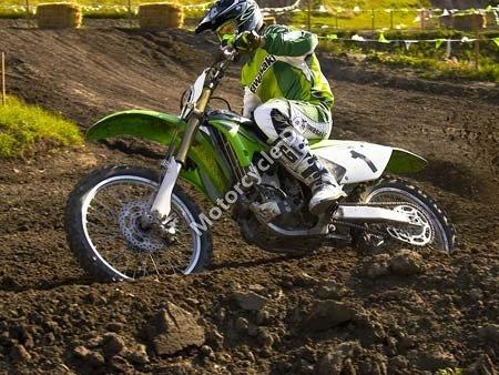 Kawasaki KX 250 F 2006 5291